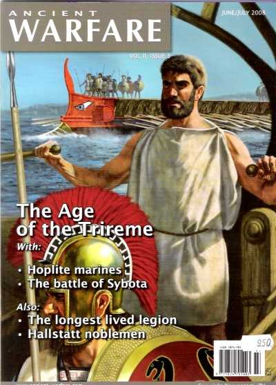 >ANCIENT WARFARE VOL II ISSUE 3 JUNE/JULY 2008<
