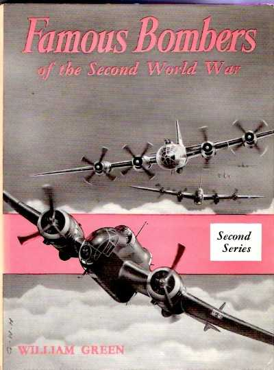 >FAMOUS BOMBERS OF THE SECOND WORLD WAR. SECOND SERIES <