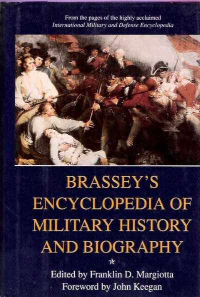 >BRASSEY'S ENCYCLOPEDIA OF MILITARY HISTORY AND BIOGRAPHY<