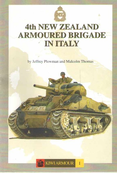 >4TH NEW ZEALAND ARMOURED BRIGADE IN ITALY<
