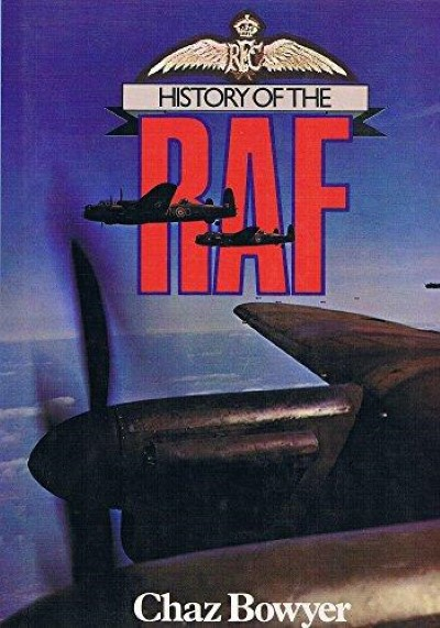 >HISTORY OF THE RAF<