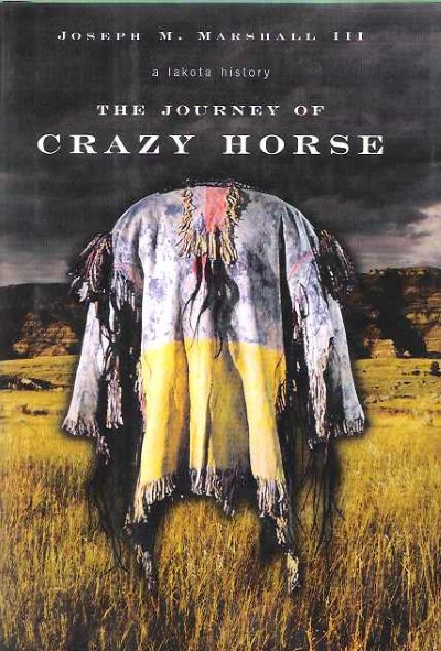 >THE JOURNEY OF CRAZY HORSE<