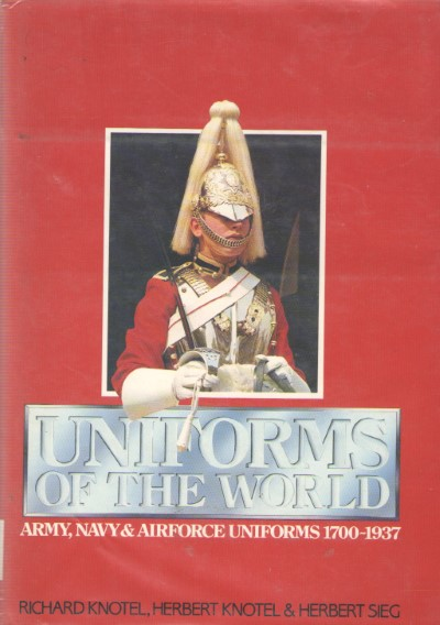 >UNIFORMS OF THE WORLD<