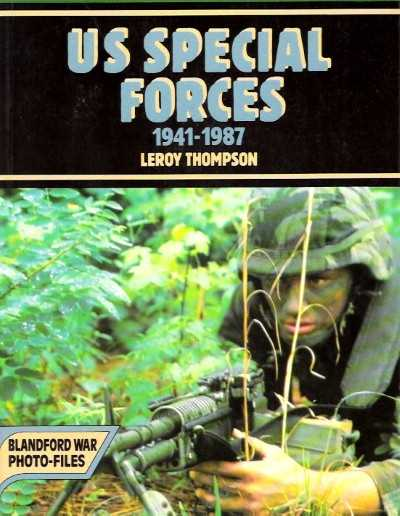 >US SPECIAL FORCES 1941-1987<