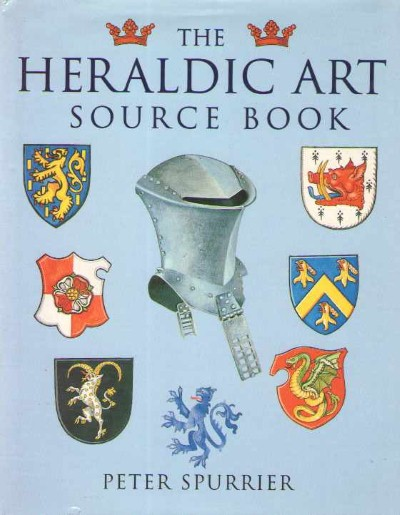 >THE HERALDIC ART SOURCE BOOK<