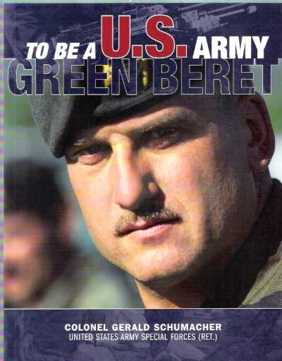 >TO BE A US ARMY GREEN BERET<