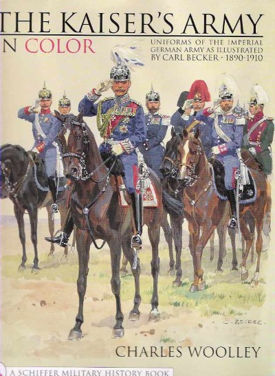 >THE KAISER'S ARMY IN COLOR<