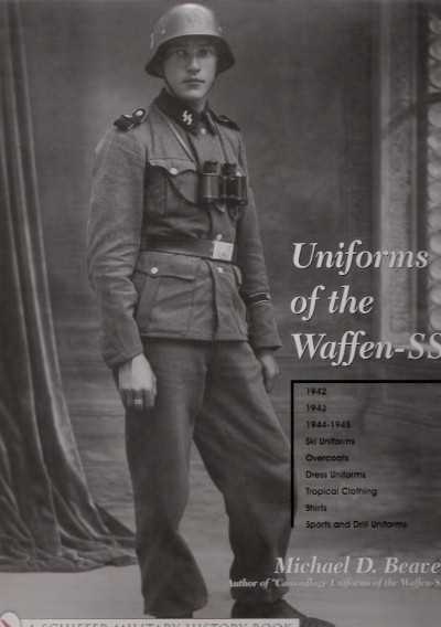 >UNIFORMS OF THE WAFFEN SS VOL. 2<