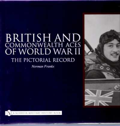 >BRITISH AND COMMONWEALTH ACES OF WORLD WAR II<
