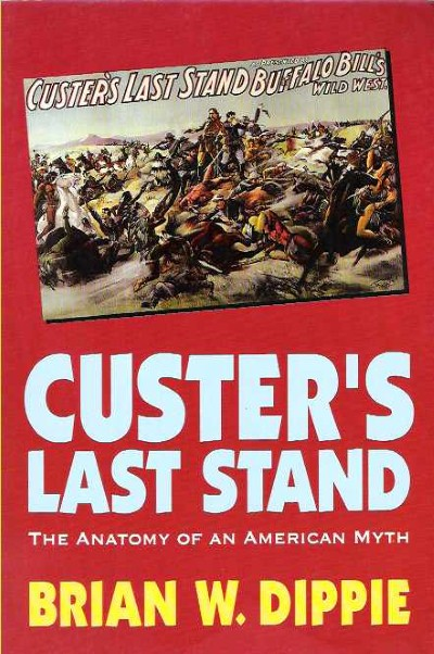 >CUSTER'S LAST STAND<