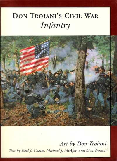 >DON TROIANI'S CIVIL WAR INFANTRY<