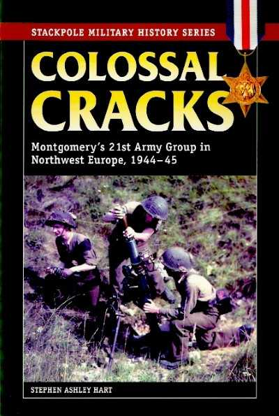 >COLOSSAL CRACKS <