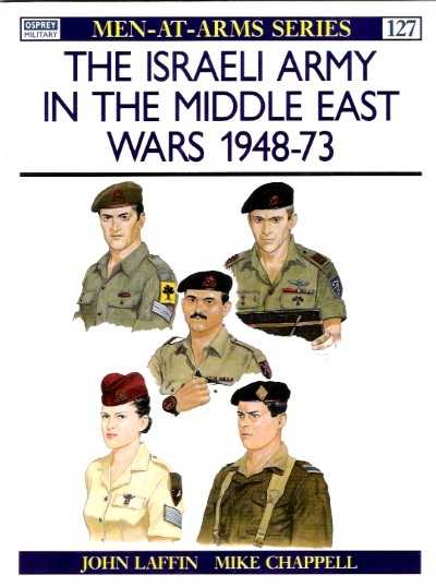 >MAA127 THE ISRAELY ARMY IN THE MIDDLE EAST WARS <