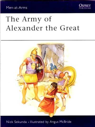 >MAA148 ARMY OF ALEXANDER THE GREAT<