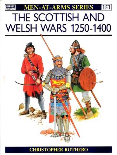 >MAA151 SCOTISH AND WELSH WARS 1250-1400<