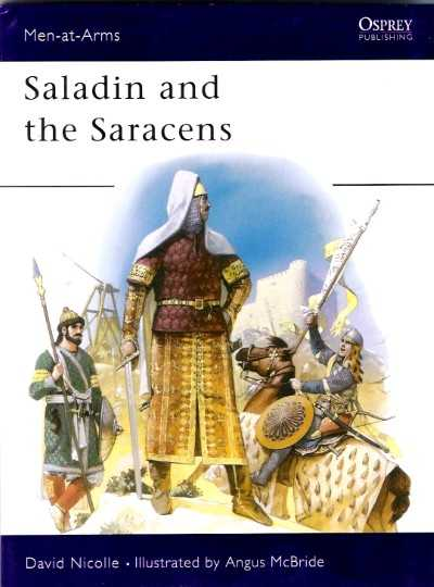>MAA171 SALADIN AND THE SARACENS<