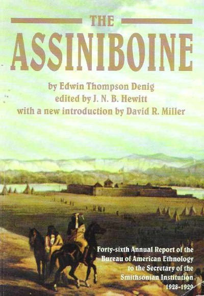 >THE ASSINIBOINE<
