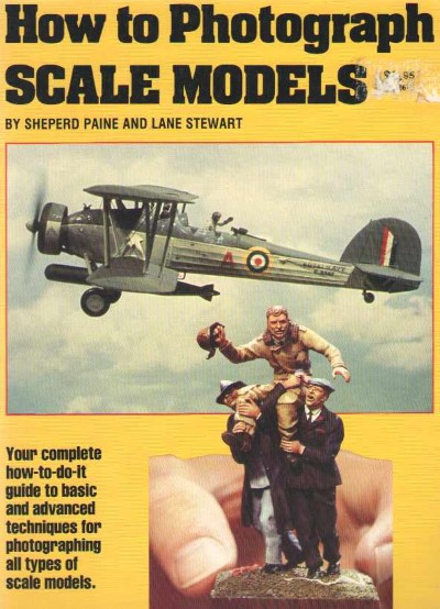 >HOW TO PHOTOGRAPH SCALE MODELS<