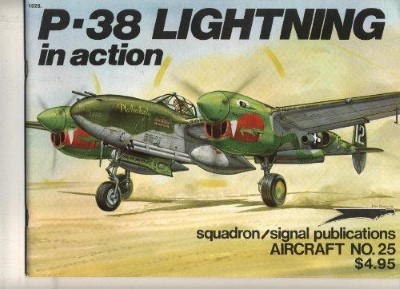 >P.38 LIGHTING IN ACTION<