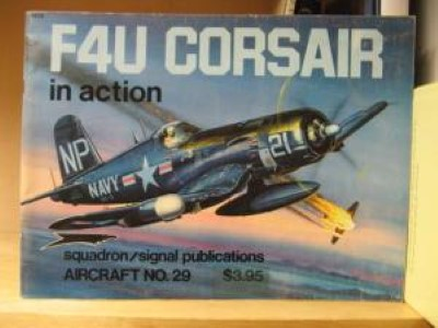 >F4U CORSAIR IN ACTION<