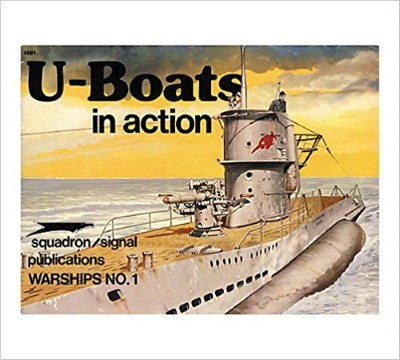 >U-BOATS IN ACTION<
