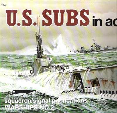 >US SUBS IN ACTION<