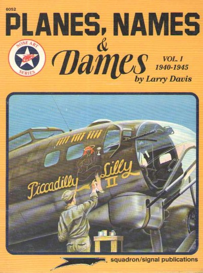 >PLANES, NAMES e DAMES. VOL.I 1940-1945<