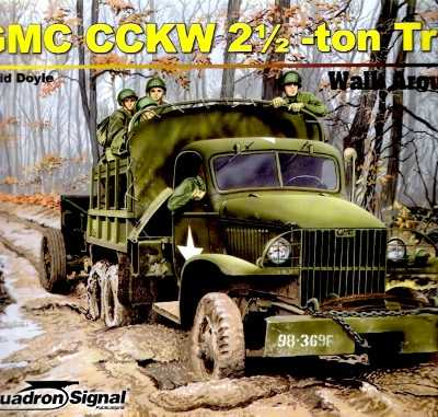 >GMC CCKW 2-1/2 TON TRUCK WALK AROUND<