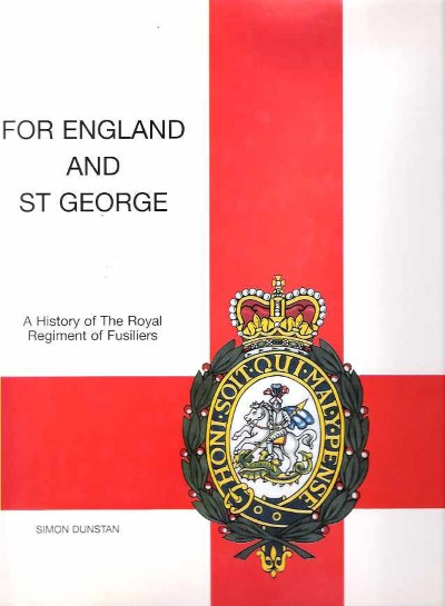 >FOR ENGLAND AND ST GEORGE<