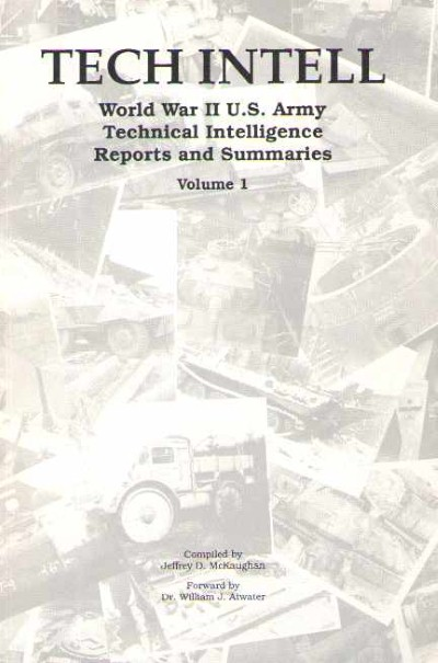 >TECH INTELL VOL. 1-2<