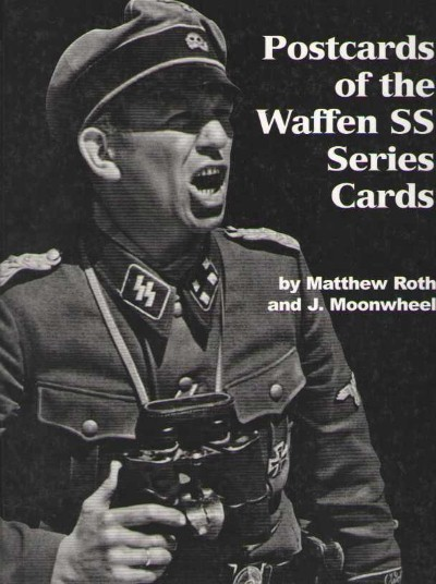 >POSTCARDS OF THE WAFFEN SS SERIES CARDS<