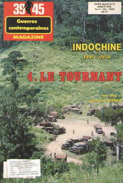 >INDOCHINE 1945-1954<