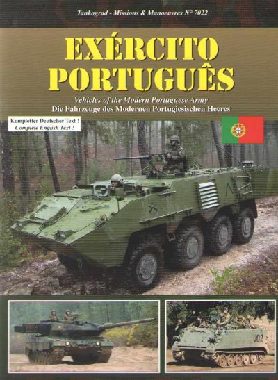 >EXERCITO PORTUGUES. VEHICLES OF THE MODERN PORTUGUESE ARMY<