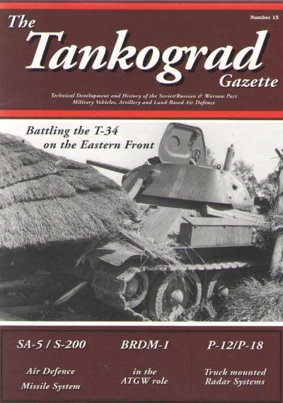 >THE TANKOGRAD GAZETTE NUMBER 15<