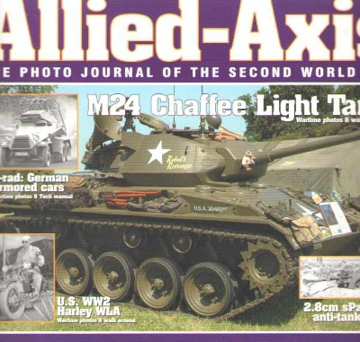 >ALLIED-AXIS N.15: M24 CHAFFEE LIGHT TANK<