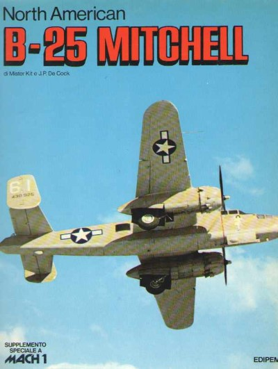 >NORTH AMERICAN B-25 MITCHELL<