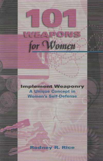 >101 WEAPONS FOR WOMEN<