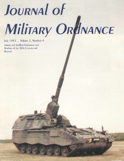 >JOURNAL OF MILITARY ORDNANCE VOL.7, NUMBER 4 JULY 1997<