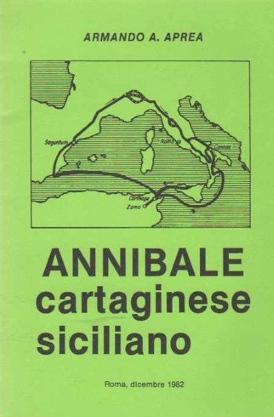 >ANNIBALE CARTAGINESE SICILIANO<