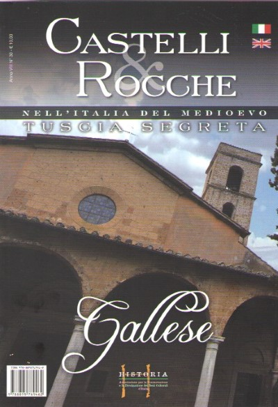 >TUSCIA SEGRETA: GALLESE<