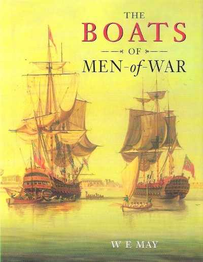 >THE BOATS OF MEN OF WAR<
