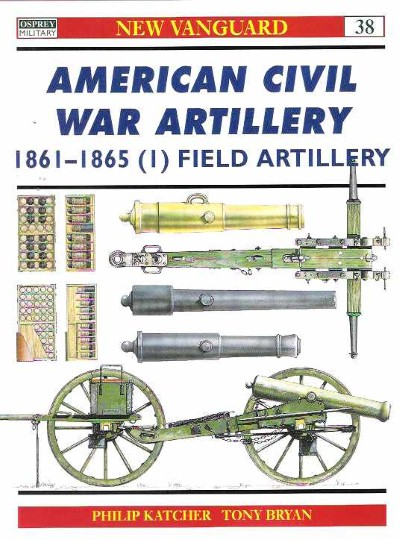 >NV38 AMERICAN CIVIL WAR ARTILLERY 1961-1865<