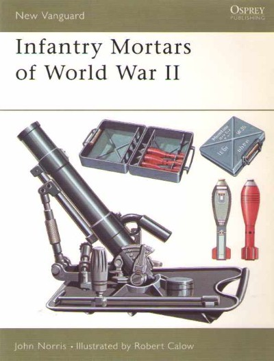>NV54 INFANTRY MORTARS OF WORLD WAR II<