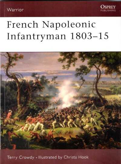 >WAR57 FRENCH NAPOLEONIC INFANTRY <