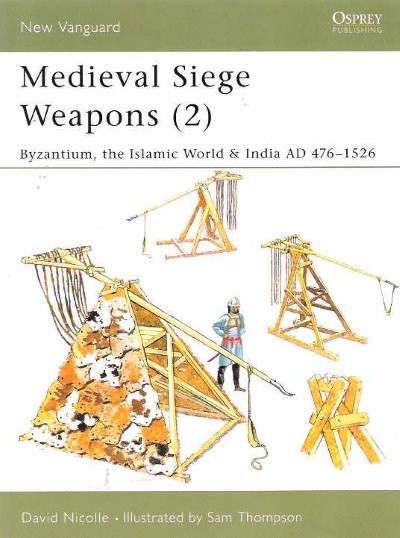 >NV69 MEDIEVAL SIEGE WEAPONS (2)<