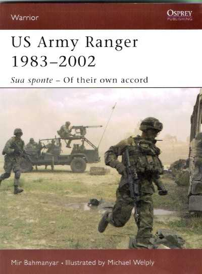 >WAR65 US ARMY RANGER 1983-2002<