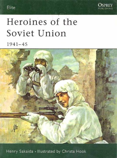 >ELI90 HEROINES OF THE SOVIET UNION<