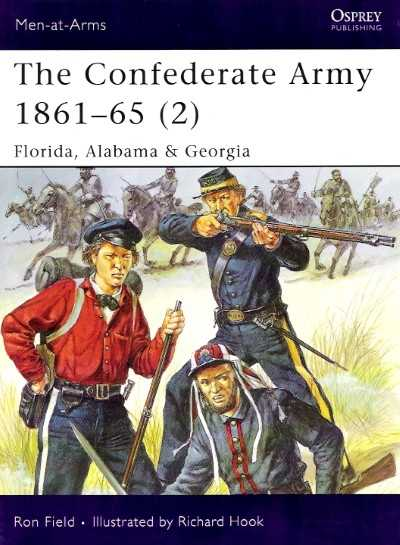 >MAA426 THE CONFEDERATE ARMY 1861-65 (2) <