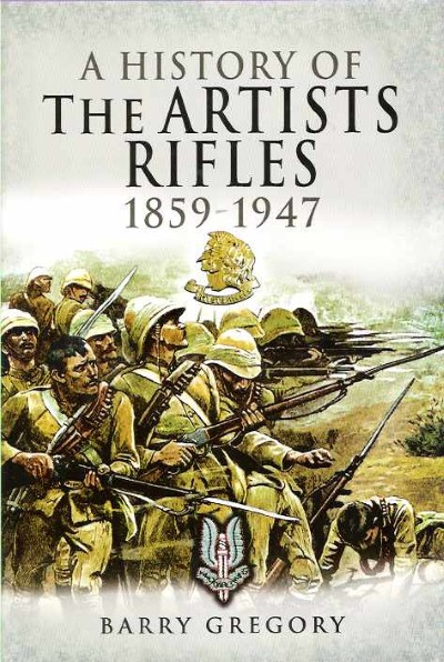> HISTORY OF THE ARTISTS RIFLES<