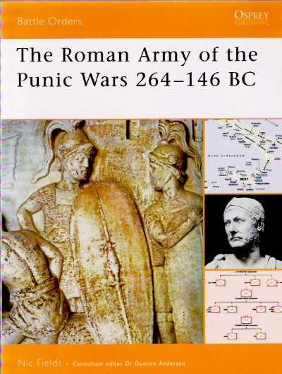 >BO27 THE ROMAN ARMY OF THE PUNIC WARS 264-146 BC<
